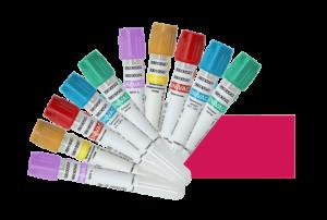 Вакуумные пробирки для взятия венозной крови UNIVAC®